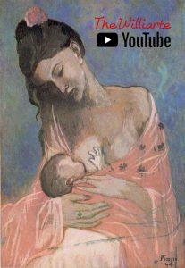 Maternidad-1905 (etapa rosa) Picasso