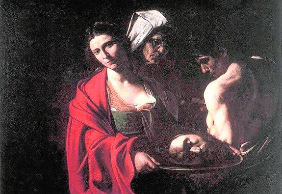 Juan el Bautista de Caravaggio