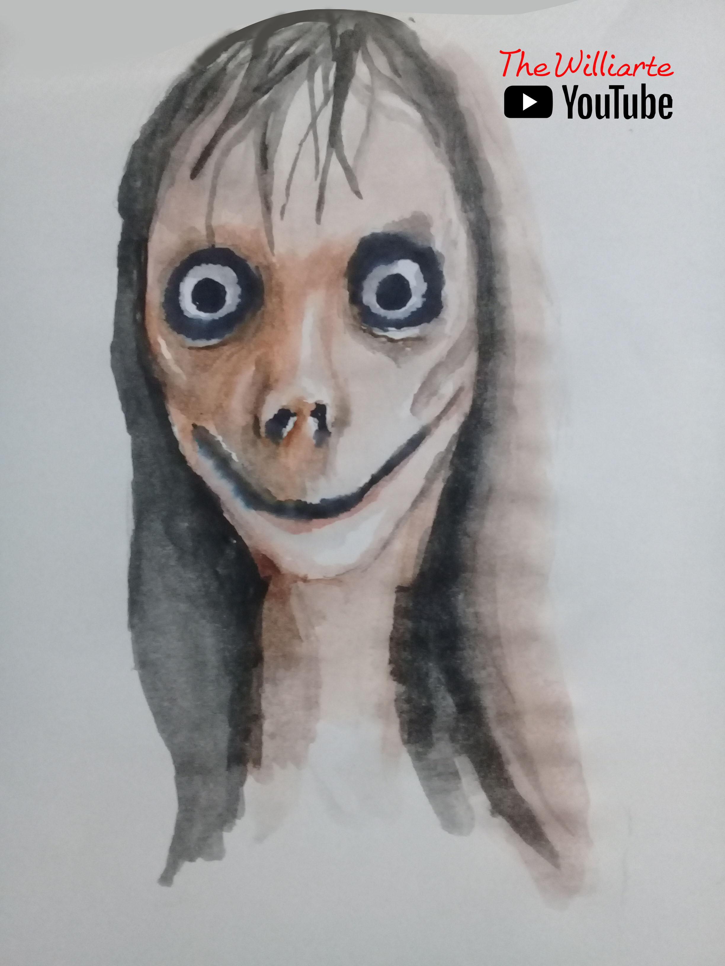 Dibujo de Momo