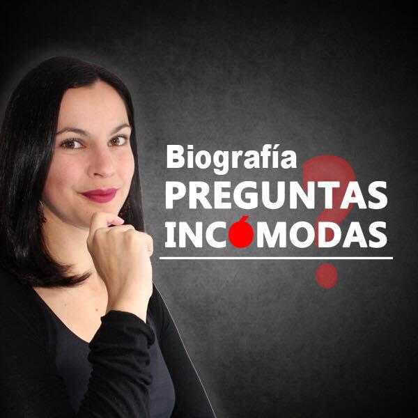 Sabrina Tortora Favuzzi / 5 Preguntas Incomodas