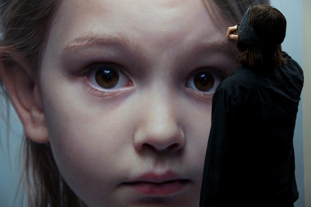 hiperrealismo-Gottfried-Helnwein