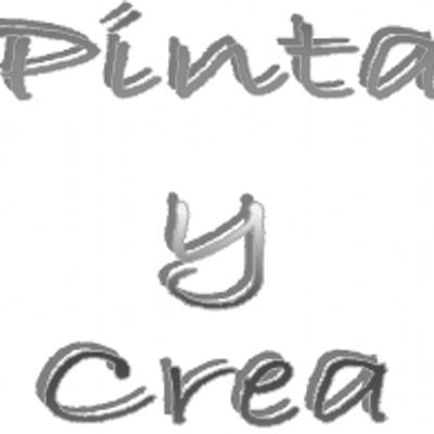 Pinta y crea pintaycrea